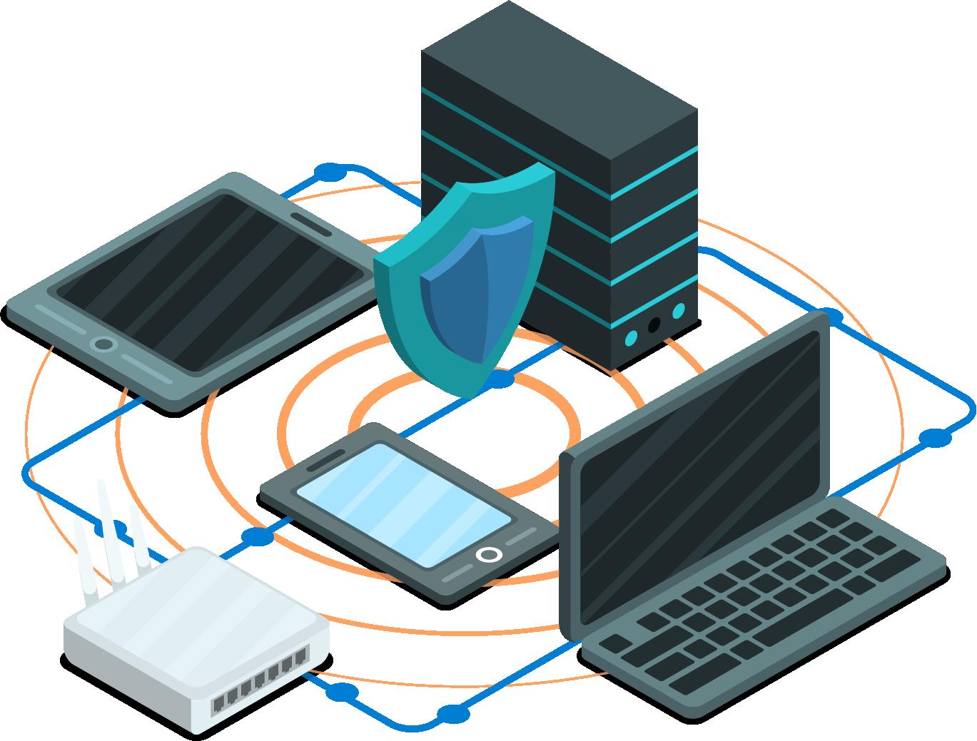 Proveedor de servicios networking e infraestructura de redes Medellín